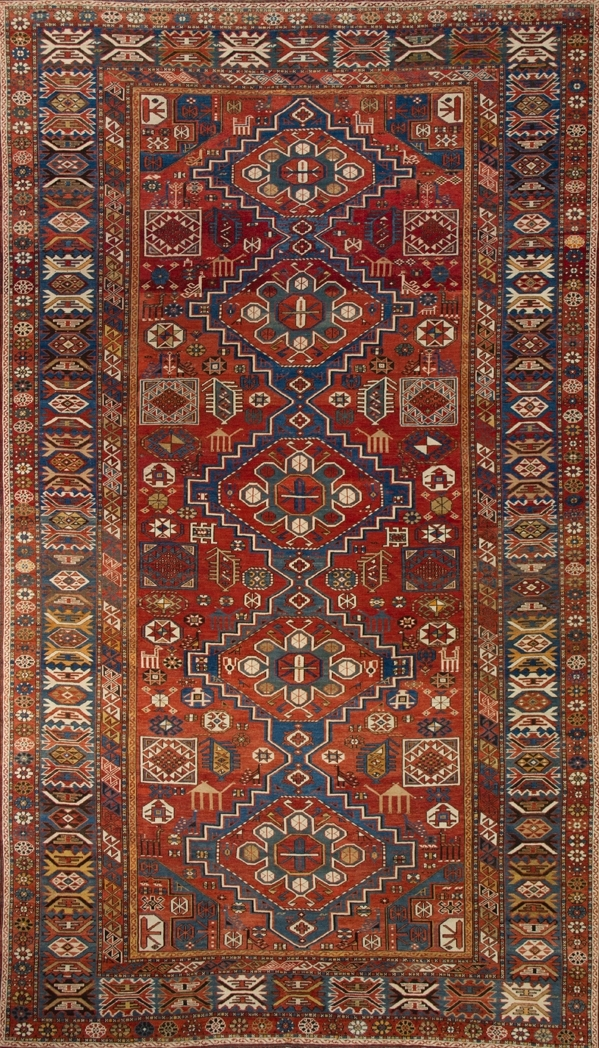 Caucasian Shirvan Antic rug