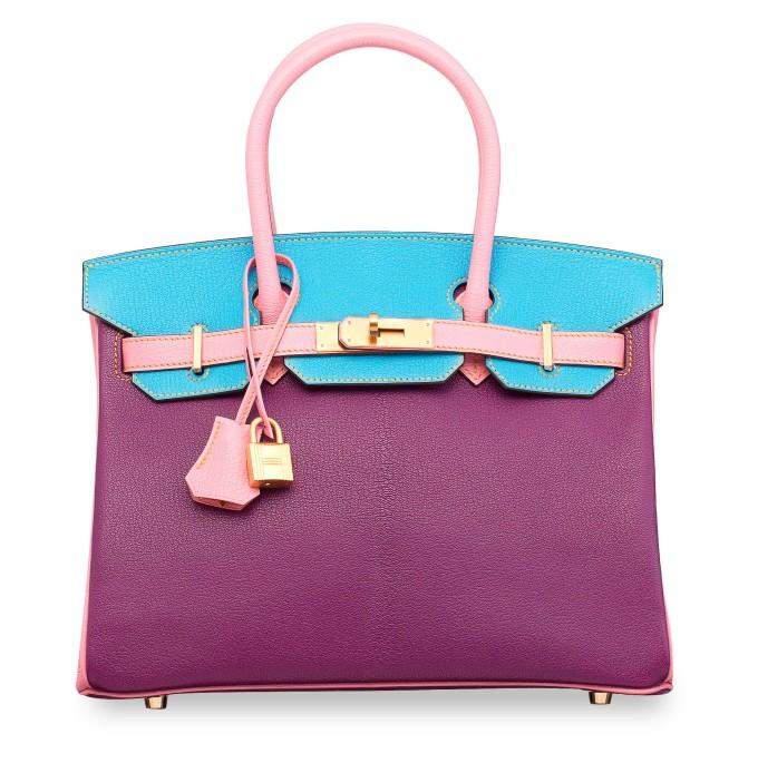 Elements of Style Birkin handbag