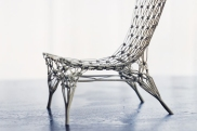 Knotted Chair, Marcel Wanders, DesignFix, Design Days Dubai