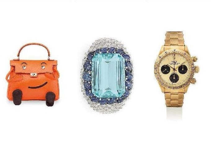 Christie's, auction, watch auction, jewellery auction, jewelry auction, handbag, designer bags, Middle East auction