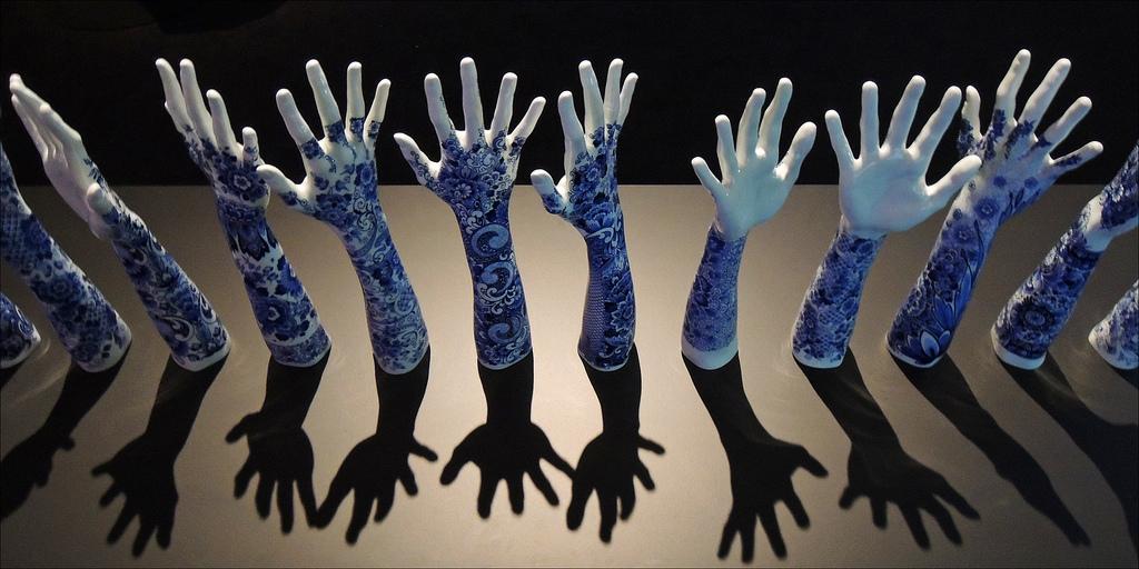 Marcel Wanders, Delft Blue, Design Day Dubai, Personal Editions. Design Fix, DesignFix