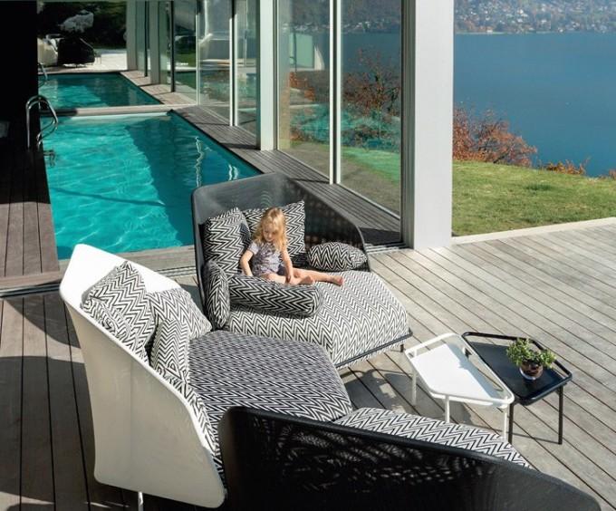 Missoni Home, HIV,E garden furniture