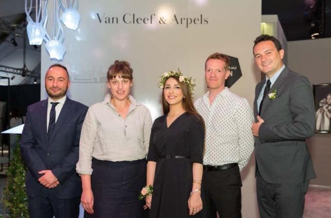 Van Cleef & Arpels, Middle East emergent designer prize, emerging designer, new talent, design award, Design Days Dubai, Tashkeel, local design