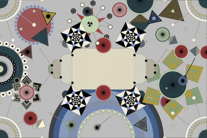 Dreamstatic rug, David/Nicolas, Moooi, Salone del Mobile, Made in Italy, Italian design, Beirut designers, designfix, design fix, middle east design blog, Dubai design blog,