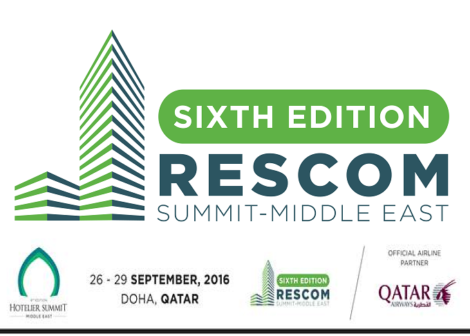 ResCom summit, Rescom, Middle east design event, design show, furniture show, design summit, real estate summit, media partnership, designfix, design fix, design blog, dubai blog