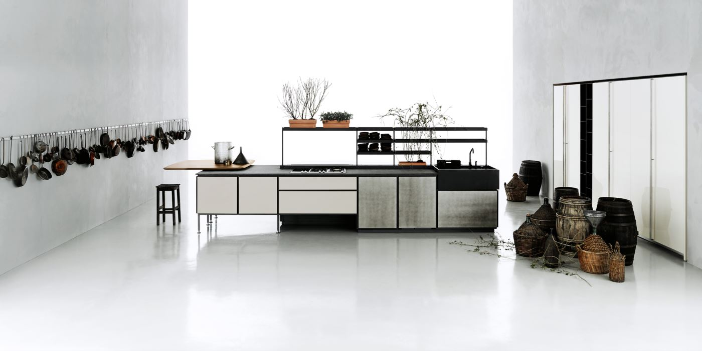 Patricia Urquiola, Made in Italy, Boffi, Duemilaotto kitchen, kitchen design, DesignFix, design fix, dubai design blog, Middle East design blog, Salone del Mobile, Milan