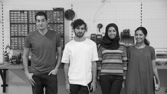 Tashkeel, Tanween, 2016/17 designers, emerging designers, Design Days Dubai 2017, Hamza Omari, Hatem Hatem, Lujain Abulfaraj, Lujaine Rezk