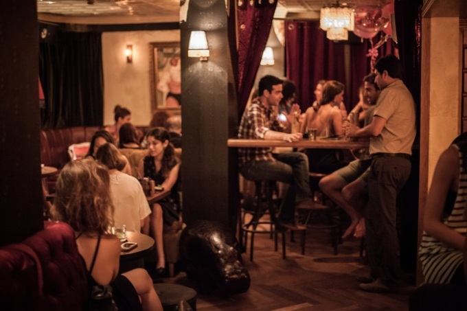 Alona Eliasi, Tel Aviv, Israel, Bellboy, architecture, interior design, bar design, restaurant ldesign, RBDA, restaurant and bar design awards, Dubai Blog, design blog, designfix, design fiix