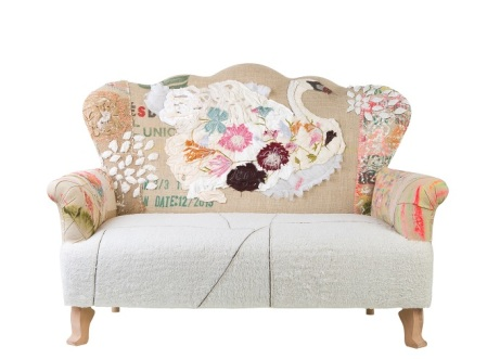 Lama Qaddumi-Shahin, Mosaique, My Mosaique, home store, boutique, Abu Dhabi, home accessories, shopping, interior design, business advice, retail entrepreneur, Bokja sofa, shabby chic sofa, patchwork sofa