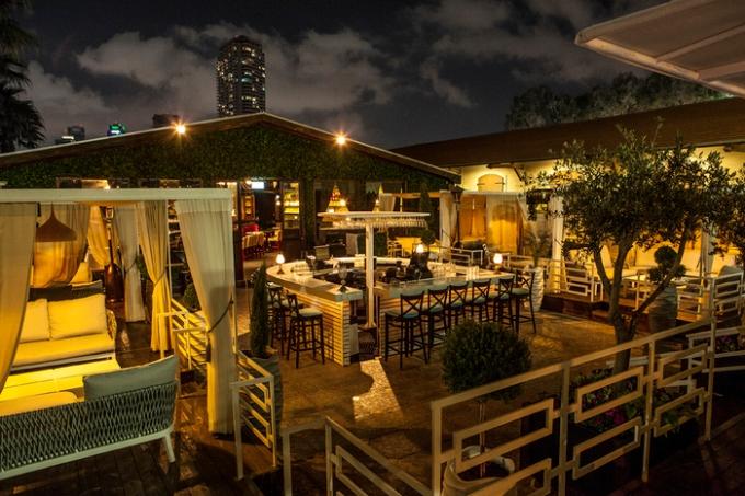 Cameo, Tel Aviv, Israel, Weiss Shahar & Ran Nir, Eric Kiel, Dubai, architecture, interior design, bar design, restaurant ldesign, RBDA, restaurant and bar design awards, Dubai Blog, design blog, designfix, design fiix