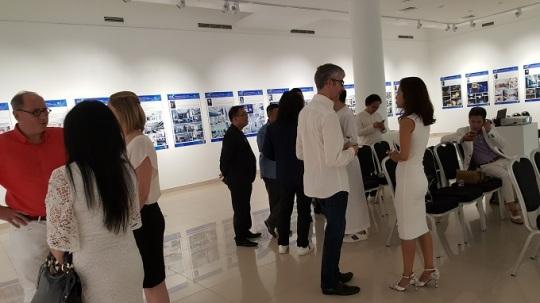 Emirati at exhibition, design show, design exhibition, interior design, Chinese design, Chinese interior designers, Chinese International Interior Design, APID, Ductac, design blog, dubai blog, design fix, DesignFix