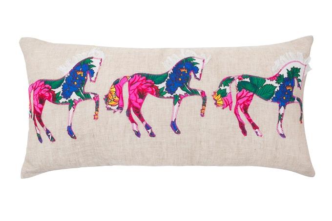 Lama Qaddumi-Shahin, Mosaique, My Mosaique, home store, boutique, Abu Dhabi, home accessories, shopping, interior design, business advice, retail entrepreneur, horse cushion