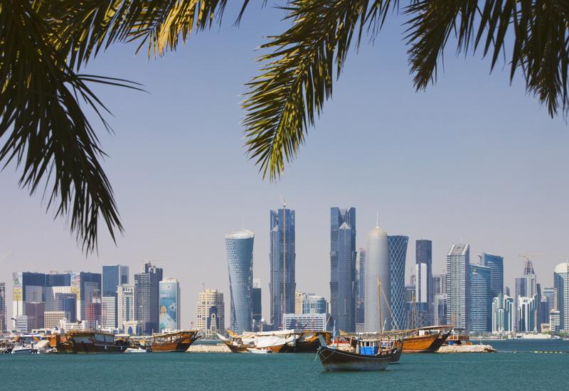 Doha, West Bay, skyline, skyscrapers, Doha property, property development, Middle East property development, construction, Doha architecture, RESCOM Summit Middle East, design blog, dubai blog, design fix, DesignFix